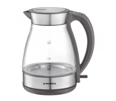 Электрический чайник MAUNFELD MFK-634 G.SP купить недорого с доставкой, в нашем интернет магазине