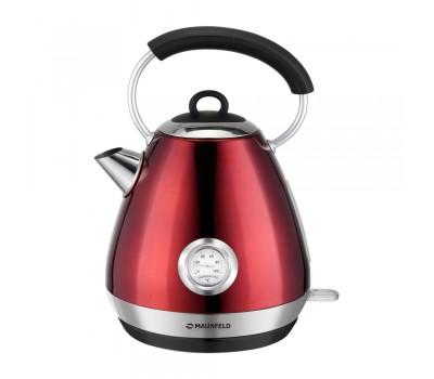 Электрический чайник с термометром MAUNFELD MFK-661 CH купить недорого с доставкой, в нашем интернет магазине