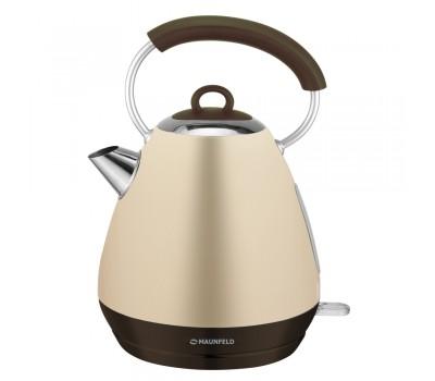 Электрический чайник MAUNFELD MFK-660 BG купить недорого с доставкой, в нашем интернет магазине