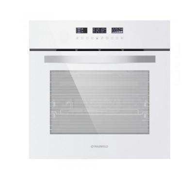 Электрический духовой шкаф MAUNFELD EOEH 5811 W белый купить недорого с доставкой, в нашем интернет магазине