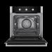 Электрический духовой шкаф MAUNFELD MEOF 676 S2 нержавеющая сталь\черное стекло купить недорого с доставкой, в нашем интернет магазине