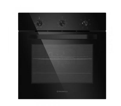 Электрический духовой шкаф MAUNFELD EOEC.586 B2 черный купить недорого с доставкой, в нашем интернет магазине