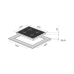Стеклокерамическая панель MAUNFELD MVCE59.4HL.SZ-BK черный купить недорого с доставкой, в нашем интернет магазине