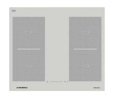 Индукционная панель MAUNFELD MVI59.2FL-WH белый купить недорого с доставкой, в нашем интернет магазине
