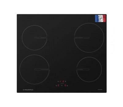 Индукционная панель MAUNFELD MVSI59.4HZ-BK черный купить недорого с доставкой