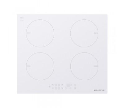 Индукционная панель MAUNFELD EVI.594-WH белый купить недорого с доставкой, в нашем интернет магазине