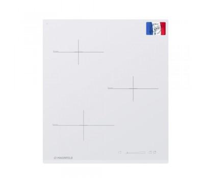 Индукционная панель MAUNFELD MVI45.3HZ.3BT-WH белый купить недорого с доставкой, в нашем интернет магазине