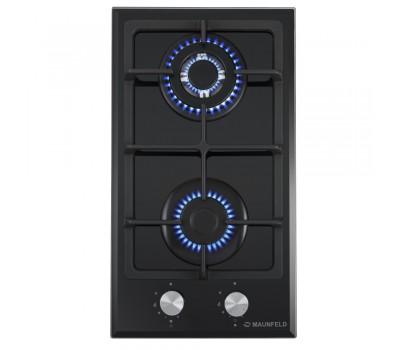 Варочная панель MAUNFELD EGHG.32.33CB/G черный купить недорого с доставкой, в нашем интернет магазине