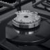 Варочная панель MAUNFELD EGHG.64.3CB/G черный купить недорого с доставкой, в нашем интернет магазине