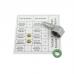 Варочная панель MAUNFELD EGHE.32.3EW/G белый купить недорого с доставкой, в нашем интернет магазине