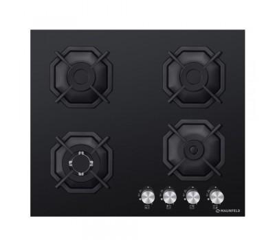 Варочная панель MAUNFELD EGHG.64.23CB/G черный купить недорого с доставкой, в нашем интернет магазине
