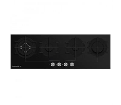 Варочная панель MAUNFELD MGHG 124 20 B черный купить недорого с доставкой, в нашем интернет магазине