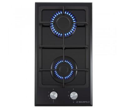 Варочная панель MAUNFELD EGHG.32.3CB/G черный купить недорого с доставкой, в нашем интернет магазине