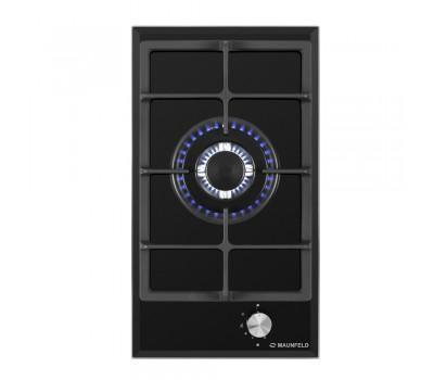Варочная панель MAUNFELD EGHG.31.33CB/G черный купить недорого с доставкой, в нашем интернет магазине