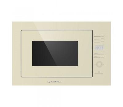 Микроволновая печь MAUNFELD MBMO.25.7GBG бежевый купить недорого с доставкой