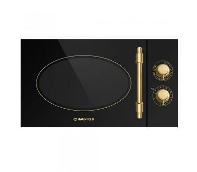 Микроволновая печь MAUNFELD JFSMO.20.5.GRBG черный купить недорого с доставкой, в нашем интернет магазине