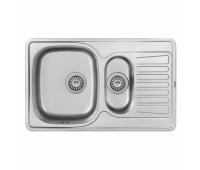 Кухонная мойка Matteo F-7848 из нержавеющей стали