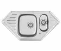 Кухонная мойка Matteo F-9550C из нержавеющей стали