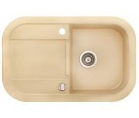 Кухонная мойка Marmorin Laver Sand чаша со сливной полкой 510 113 007