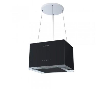 Кухонная вытяжка MAUNFELD BOX ROPE (ISLA) 50 черный купить недорого с доставкой