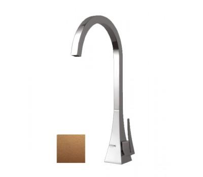 Смеситель для кухни Italmix CU 1022  BRONZE (бронза) купить недорого с доставкой, в нашем интернет магазине
