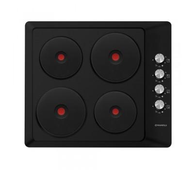 Варочная панель MAUNFELD EEHE.64.4B черный купить недорого с доставкой, в нашем интернет магазине