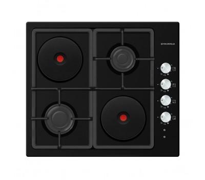 Варочная панель MAUNFELD EEHE.64.5EB/KG черный купить недорого с доставкой, в нашем интернет магазине