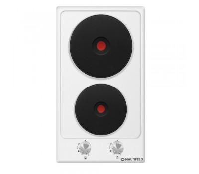 Варочная панель MAUNFELD EEHE.32.4W белый купить недорого с доставкой, в нашем интернет магазине