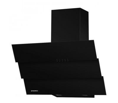 Кухонная вытяжка MAUNFELD Cascada Trio 60 черный купить недорого с доставкой, в нашем интернет магазине