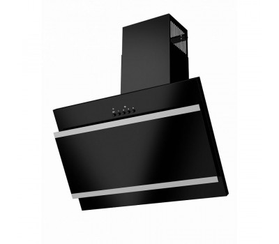 Кухонная вытяжка MAUNFELD Tower G Satin 60 (stripes) черный купить недорого с доставкой, в нашем интернет магазине