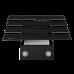 Кухонная вытяжка MAUNFELD Cascada Quart 60 черный купить недорого с доставкой, в нашем интернет магазине