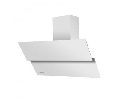 Кухонная вытяжка MAUNFELD Plym Light 90 белый купить недорого с доставкой, в нашем интернет магазине