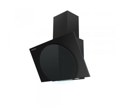Кухонная вытяжка MAUNFELD TOWER L (PUSH) 60 черный купить недорого с доставкой, в нашем интернет магазине