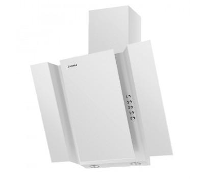 Кухонная вытяжка MAUNFELD Trent Glass 60 белый купить недорого с доставкой, в нашем интернет магазине