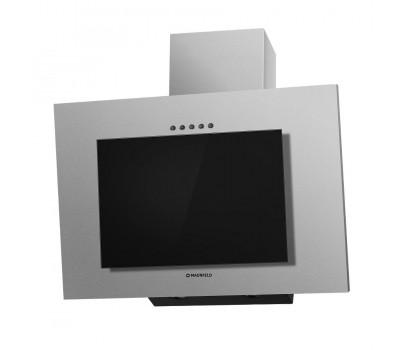 Кухонная вытяжка MAUNFELD Tower Gs 60 нержавеющая сталь\черное стекло купить недорого с доставкой, в нашем интернет магазине