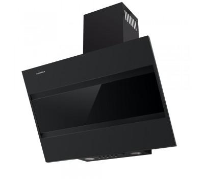 Кухонная вытяжка MAUNFELD BRIDGE 60 черный/черное стекло купить недорого с доставкой, в нашем интернет магазине