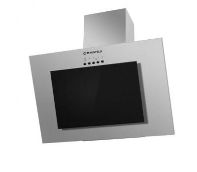 Кухонная вытяжка MAUNFELD Tower GS 90 нержавеющая сталь\черное стекло купить недорого с доставкой, в нашем интернет магазине
