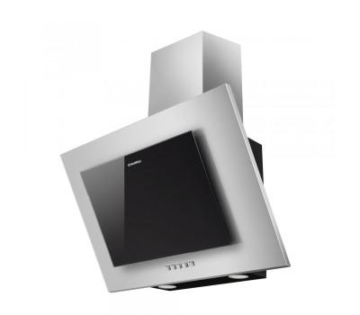 Кухонная вытяжка MAUNFELD Tower CS 50 нержавеющая сталь\черное стекло купить недорого с доставкой, в нашем интернет магазине