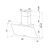 Кухонная вытяжка MAUNFELD Dream 60 бирюзовое стекло купить недорого с доставкой, в нашем интернет магазине