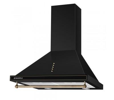 Кухонная вытяжка MAUNFELD Retro (C) 60 черный купить недорого с доставкой, в нашем интернет магазине