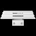Кухонная вытяжка MAUNFELD Cascada Trio 90 белый купить недорого с доставкой, в нашем интернет магазине