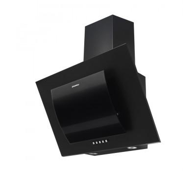 Кухонная вытяжка MAUNFELD Tower Round 60 черный купить недорого с доставкой, в нашем интернет магазине