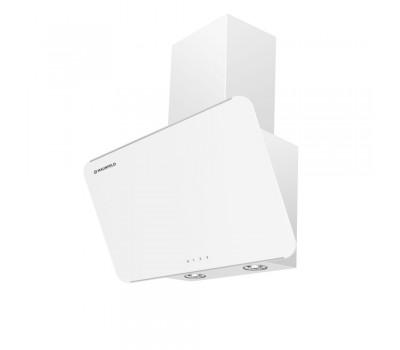 Кухонная вытяжка MAUNFELD Dream 60 белое стекло купить недорого с доставкой, в нашем интернет магазине