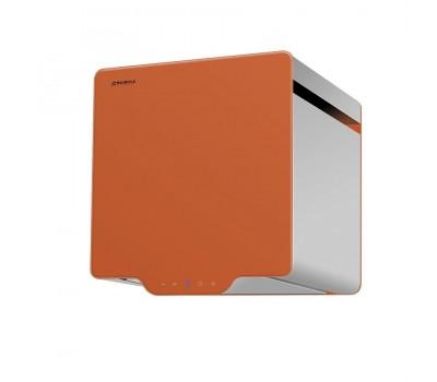Кухонная вытяжка MAUNFELD Box Quadro 40 оранжевый купить недорого с доставкой, в нашем интернет магазине