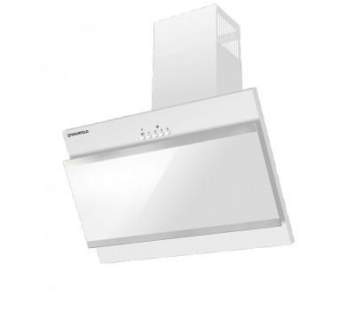 Кухонная вытяжка MAUNFELD Tower G Satin 50 (stripes) белый купить недорого с доставкой, в нашем интернет магазине
