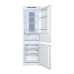 Холодильник встраиваемый двухкамерный с системой NoFrost MAUNFELD MBF177NFW купить недорого с доставкой