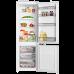 Холодильник встраиваемый двухкамерный MAUNFELD MBF.177BFW купить недорого с доставкой