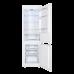 Холодильник встраиваемый двухкамерный MAUNFELD MBF177SW купить недорого с доставкой