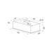 Кухонная вытяжка MAUNFELD Crosby Flat 52 нержавеющая сталь купить недорого с доставкой, в нашем интернет магазине