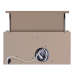 Кухонная вытяжка MAUNFELD VS Light (C) 60 темно-бежевый купить недорого с доставкой, в нашем интернет магазине